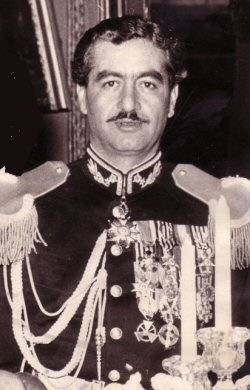 General Teymour Bakhtiar